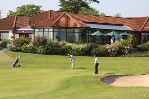 Oake Manor Golf Club